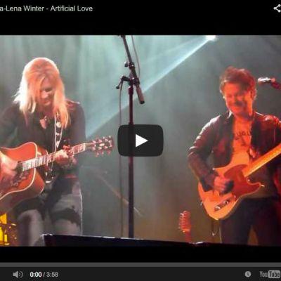 Anna Lena Winter Artificial Love video
