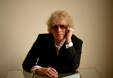 Support act till Ian Hunter